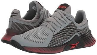 Reebok Flashfilm Train (White/Black/Silver Metallic) Men's Shoes