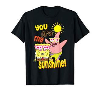 SpongeBob Squarepants You Are My Sunshine! T-Shirt
