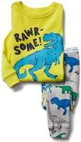 Gap Dinosaur roar sleep set