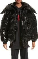 Vetements Women's Miss Webcam Puffer Jacket