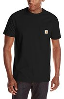 Carhartt Men's Force Cotton Short Sleeve T-Shirt Relaxed Fit