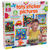 Alex Jr Tots Sticker Pictures Discovery Toy