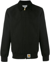 Carhartt classic collar zipped jacket - men - Cotton/Polyester - M