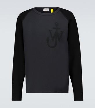 MONCLER GENIUS 1 MONCLER JW ANDERSON crewneck sweater