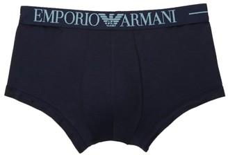 Emporio Armani Superfine Pima Cotton Trunk