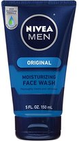 Nivea Men Original Moisturizing Face Wash 5 Fluid Ounce