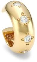 Chicco Zoë Heavy Metal 14K Yellow Gold & Diamond Ear Cuff