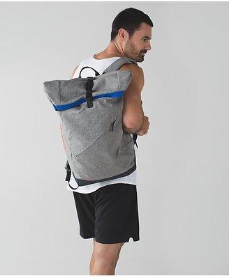 Lululemon Urbanathalon Backpack *Wool - Final Sale