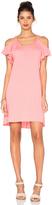 Nation Ltd. Cassandra Cold Shoulder Dress