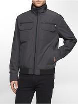 Calvin Klein Grid Check Jacket