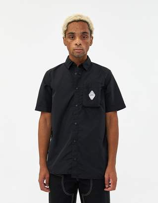 A-Cold-Wall* A Cold Wall* S/S Nylon Button Up Shirt