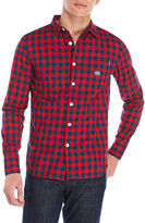 Superdry Plaid Slub Riveter Shirt