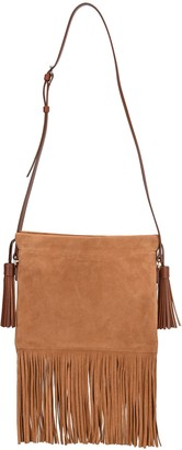 A.P.C. Louise Fringed Shoulder Bag