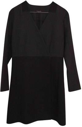 Bruuns Bazaar Black Wool Dress for Women