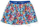 Ralph Lauren Girls 2-6x Floral Printed Skirt