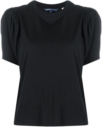Levi's Made & Crafted Wave puff-sleeve T-shirt