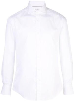 Brunello Cucinelli Tailored Formal Shirt