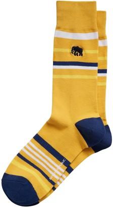 Banana Republic Engineer Stripe Sock