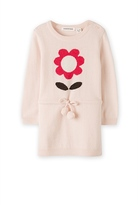 Country Road Flower Knit Dress