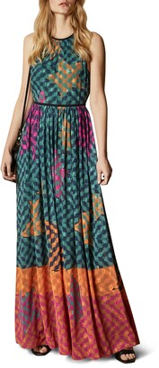 Ted Baker Zohzoh Pinata Maxi Dress