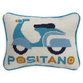 Jonathan Adler Jet Set Positano Cushion