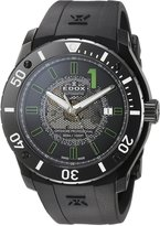 Edox Men's 80088 37N NV2 Chronoffshore Analog Display Swiss Automatic Watch