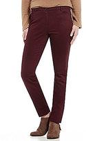 Pendleton Zia Straight-Leg Stretch Twill Pants