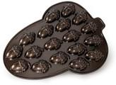 Nordicware Bronze Acorn Cakelet Pan