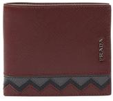 Prada Saffiano Leather Bifold Wallet