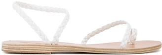 Ancient Greek Sandals braided Eleftheria strappy sandals