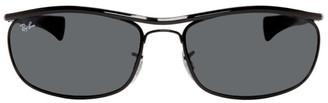 Ray-Ban Black Olympian I Deluxe Sunglasses