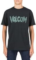 Volcom Boy's Tetsunori Stone Graphic T-Shirt