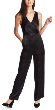 1 STATE 1.State 1.state Textured Satin Jumpsuit