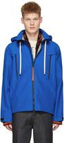 Loewe Blue Gore-tex Hooded Jacket
