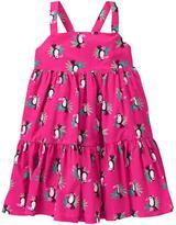 Gymboree Toucan Tier Dress