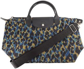 Longchamp Le Pliage Printed Top Handle Bag
