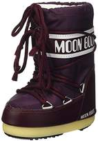 Moon Boot Unisex Babies' 140044 Walking Baby Shoes purple Size: