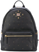 MCM studded backpack - men - Leather/Polyurethane - One Size