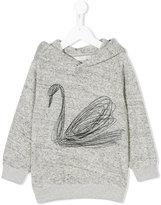 Stella McCartney printed hoodie - kids - Cotton/Polyester - 4 yrs