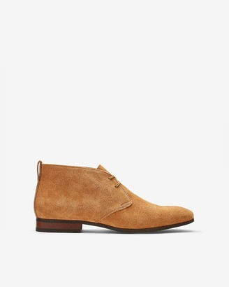Express Suede Chukka Boots