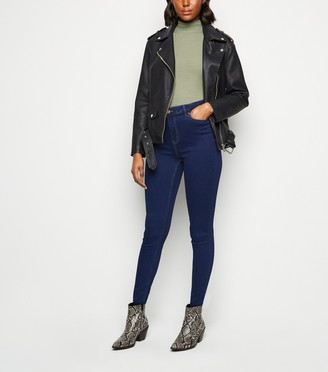 New Look Mid Rise Super Soft Super Skinny Jeans