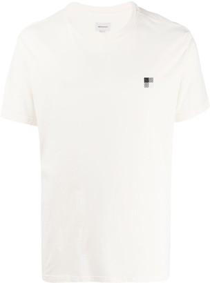 Woolrich embroidered logo T-shirt