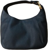 Michael Kors Fulton Large Slouchy Leather Shoulder Bag In