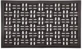 Williams-Sonoma Williams Sonoma Rubber Scraper Squares Doormat