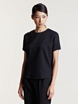 Jil Sander Women's Curved Hem T-Shirt
