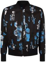 Neil Barrett Floral Bomber Jacket