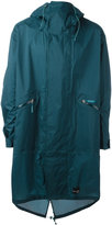 adidas hooded raincoat - men - Nylon - S