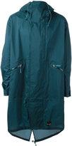adidas hooded raincoat