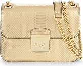 MICHAEL Michael Kors Sloan metallic leather shoulder bag