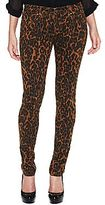 JCPenney a.n.a® Print Skinny Jeans - Plus